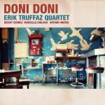 Erik Truffaz Quartet - Doni Doni Album cover 2016